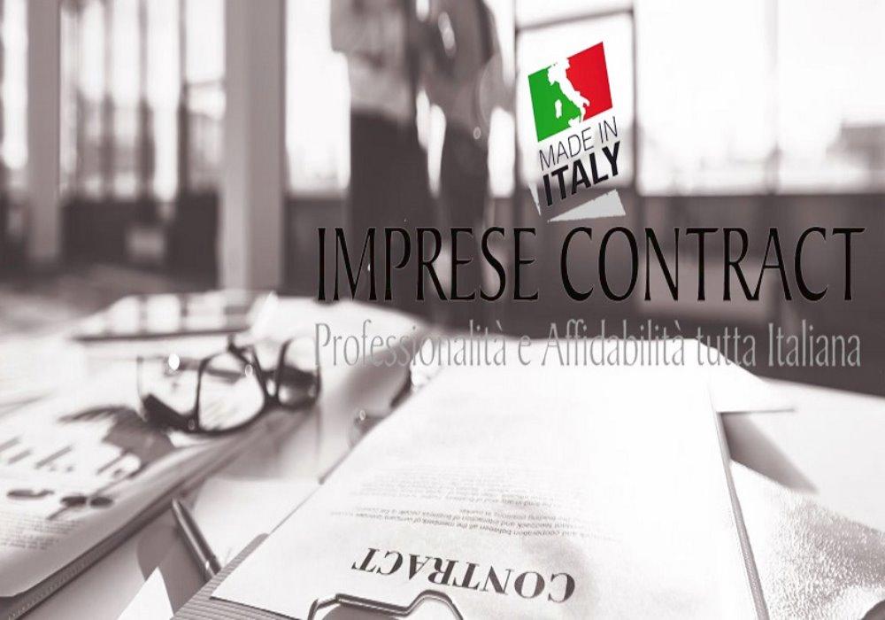 IMPRESE CONTRACT Tosco Edil è il Partner di IMPRESE CONTRACT.