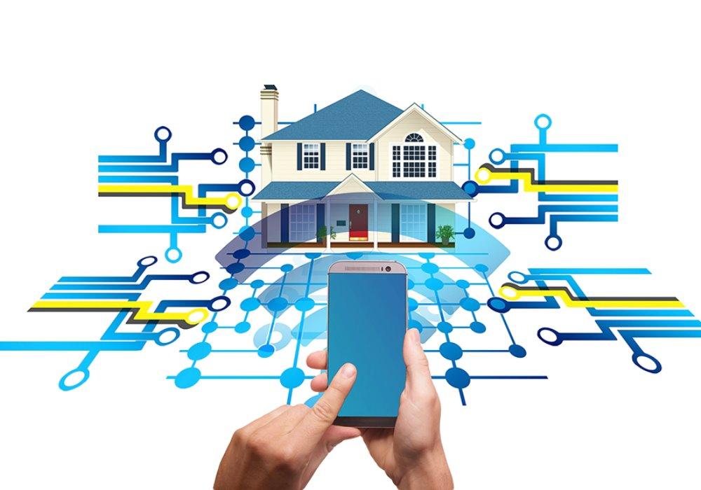 Creare una casa smart   Le nuove tecnologie
