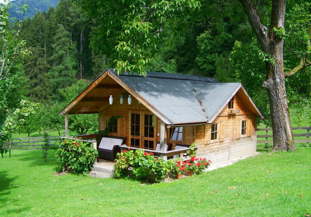 Casa in legno