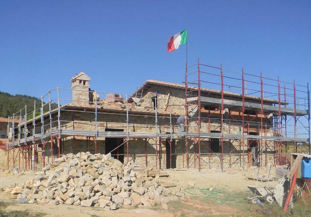 NUOVE COSTRUZIONI New Constructions