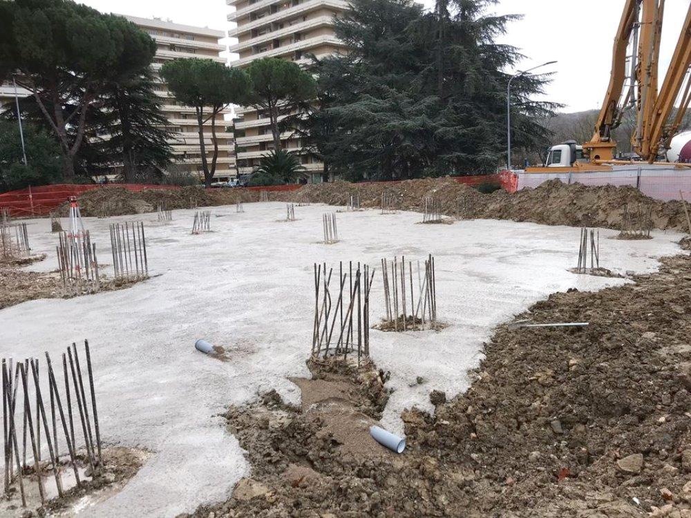 Nuovo Centro Uffici e Biblioteca a Ponte San Giovanni (PG)